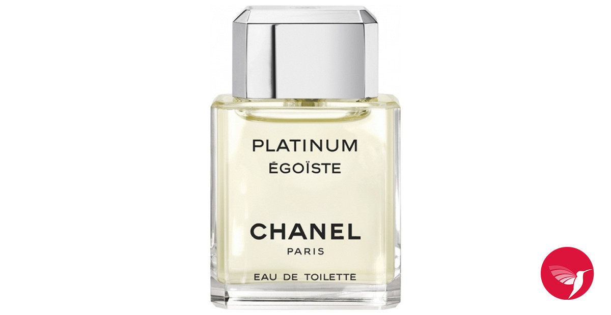 Egoiste Platinum Chanel cologne - a fragrance for men 1993 92254636ef