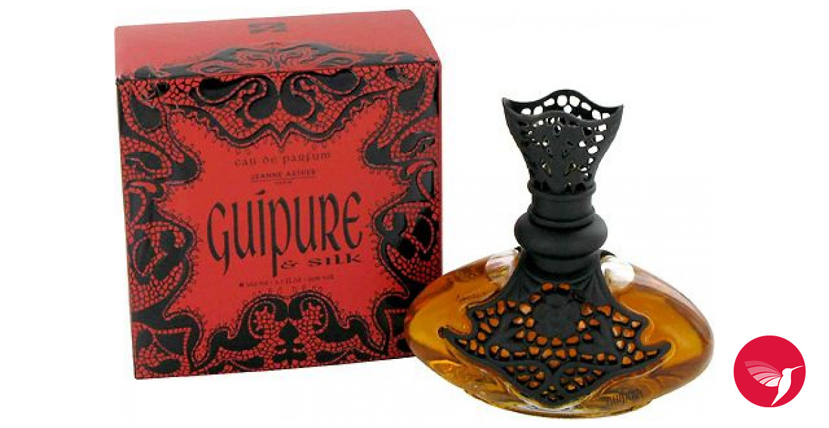 Guipure Amp Silk Jeanne Arthes Perfume A Fragrance For Women