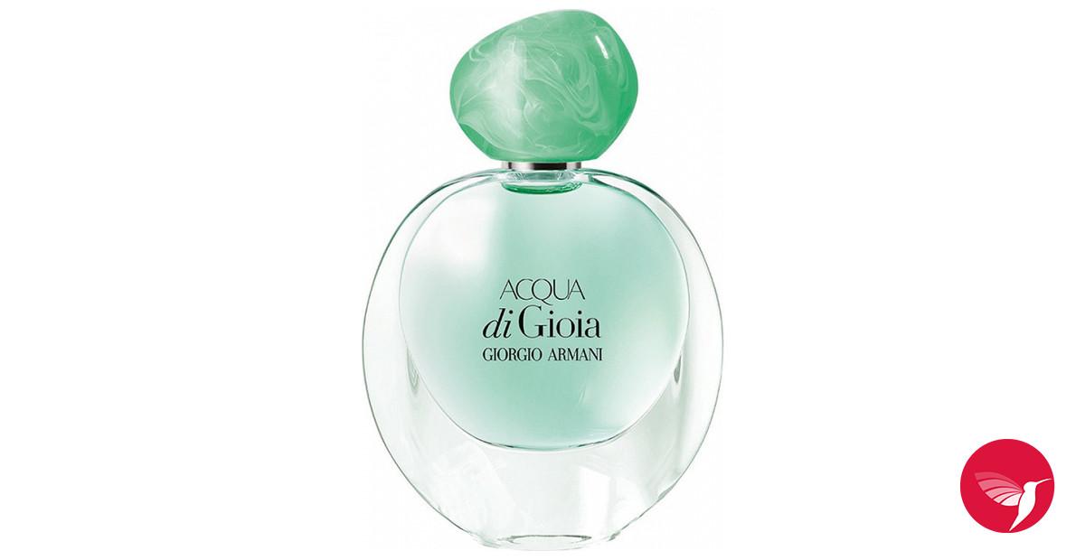 Acqua Di Gioia Giorgio Armani Perfume A Fragrance For Women 2010
