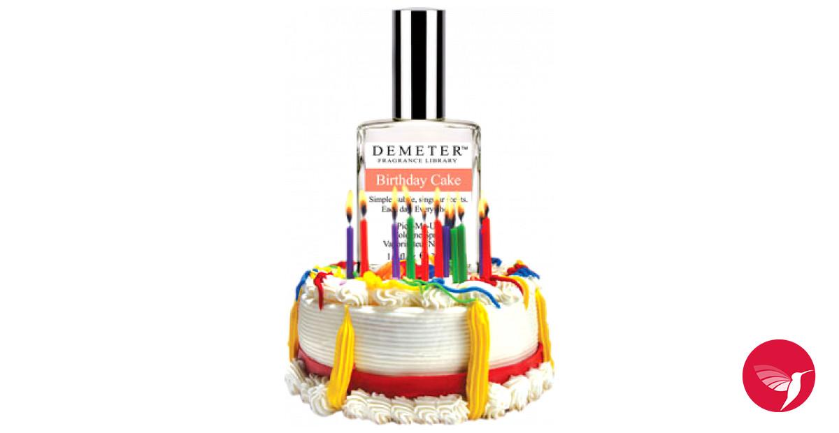 Phenomenal Birthday Cake Demeter Fragrance Perfume A Fragrance For Women Funny Birthday Cards Online Necthendildamsfinfo