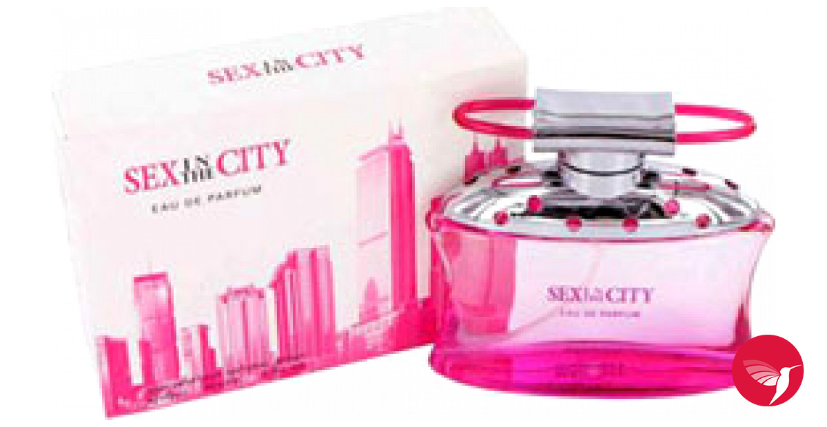Sex and the city perfumes