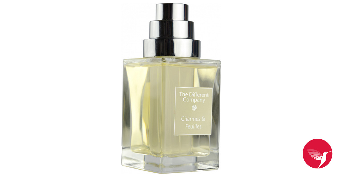 Charmes Et Feuilles The Different Company Perfume A Fragrance For