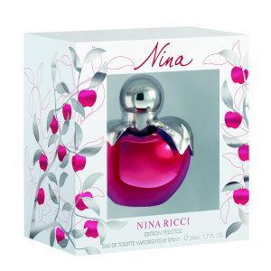 nina ricci parfym kicks