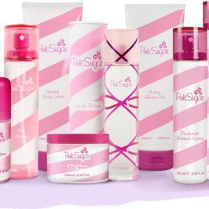 pink sugar parfym kicks