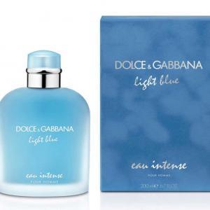 Light Blue Eau Intense Pour Homme Dolce Amp Amp Gabbana Cologne A Fragrance For Men 2017