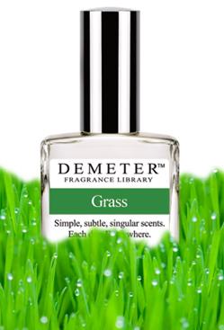 Grass Demeter Fragrance Parfum ein es Parfum für Frauen