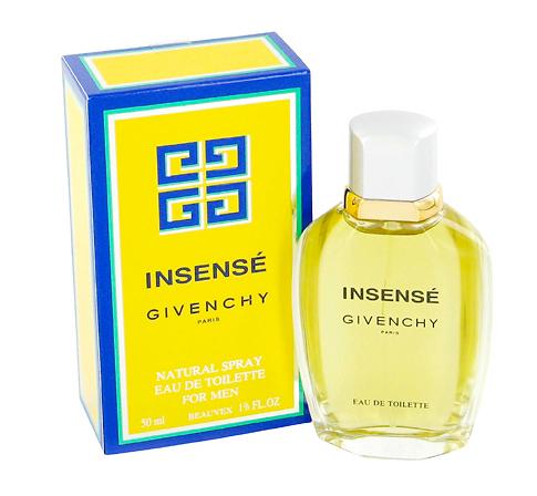 Insense Givenchy одеколон аромат для мужчин 1993