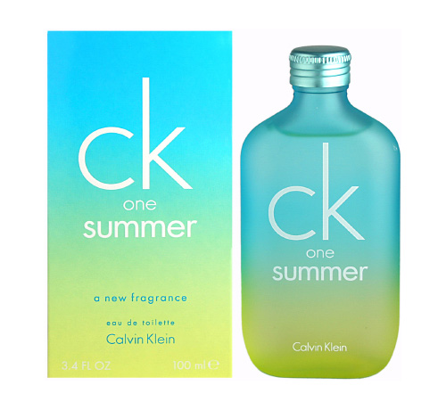Ck one summer spring makeup collection
