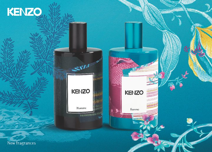 bb9ede334 Once Upon a Time pour Femme Kenzo perfume - a fragrance for women 2010