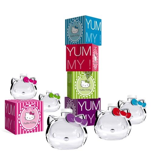 Hello Kitty Koto Parfums аромат аромат для женщин 2008