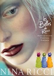 Les Belles De Ricci Amour Damandier Nina Ricci Para Mujeres
