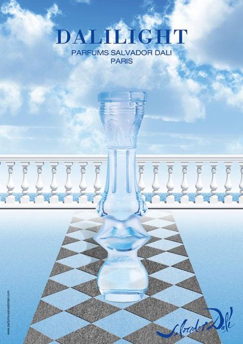 Dalilight Salvador Dali parfum - een geur voor dames 2011