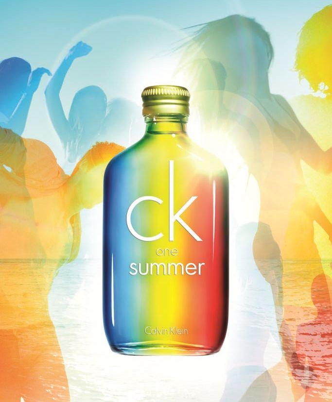 Et Parfum Pour Summer 2011 Calvin Ck Klein Homme One Un W9YDEH2I