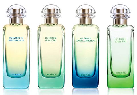 Un Jardin Sur Le Toit Hermès Parfum Un Parfum Pour Homme Et Femme 2011