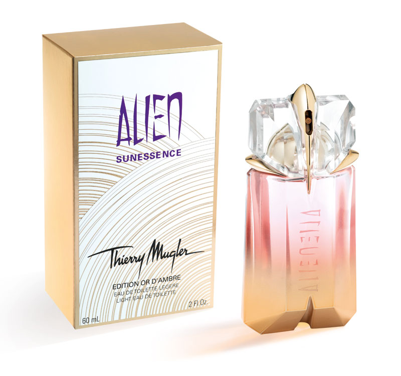 Alien Sunessence Edition Limitee 2011 Or Dambre Mugler аромат