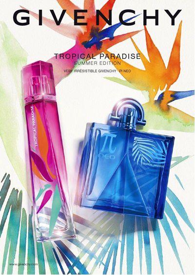 Irresistible Pour Very Parfum Un Givenchy Tropical Paradise TcFKl1J
