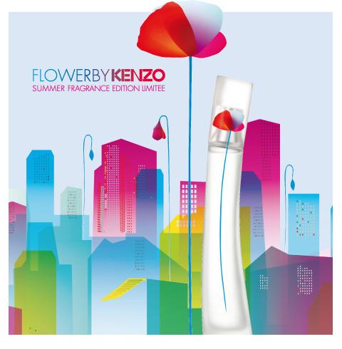 Un Summer Parfum By Pour Flower Femme Kenzo 2011 VUGzpqMS