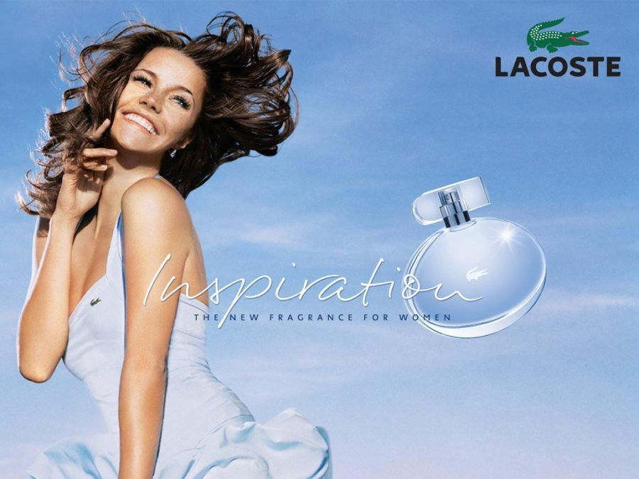 Inspiration Lacoste Fragrances voor dames