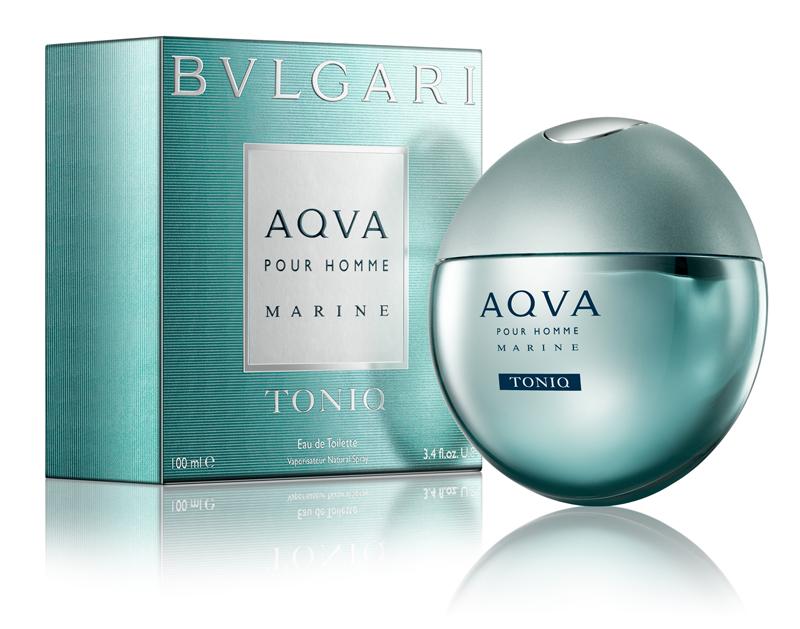 Туалетная вода Bvlgari Aqua Marine Pour Homme Toniq для мужчин 100 мл.