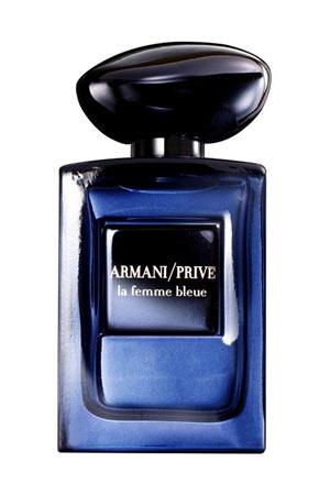 Femme Women For La Prive Giorgio Armani Bleue l3FT1JKc