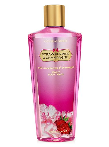 Strawberries And Champagne Victoria S Secret Perfume A