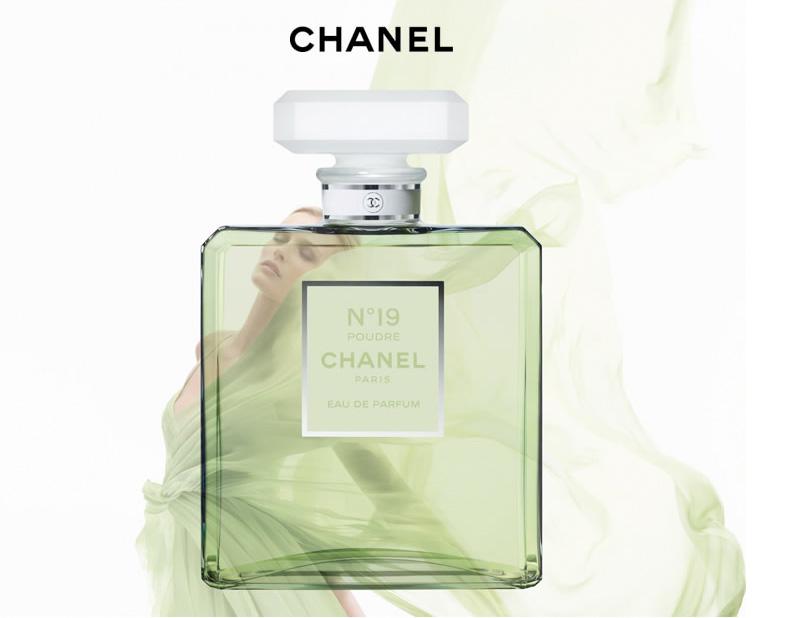 Chanel No 19 Poudre Chanel parfum - un parfum pour femme 2011 81030c783e77