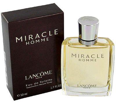 2001 Miracle Lancome Parfum Un Homme Cologne Pour NOnwkXZ0P8