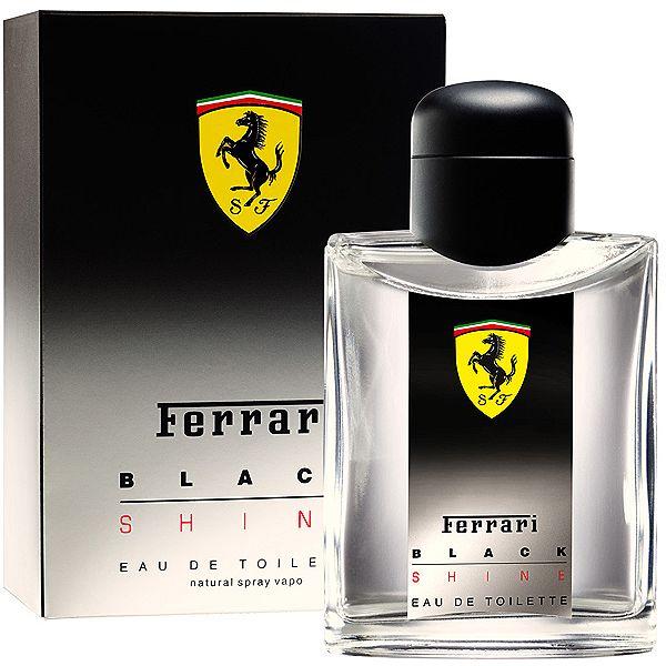 Scuderia Ferrari Black Shine Ferrari Cologne A Fragrance For Men 2011
