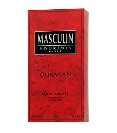 Bourjois Pour Cologne Ouragan 1998 Parfum Un Homme Masculin u3FJ1clKT