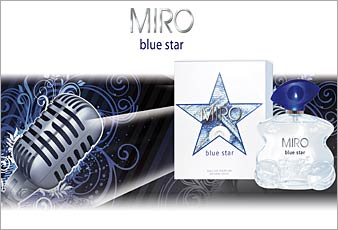 Blue Star Miro Perfume A Fragrance For Women 2007
