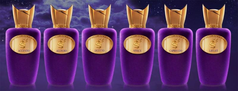 Accento Sospiro Perfumes аромат аромат для мужчин и женщин 2011