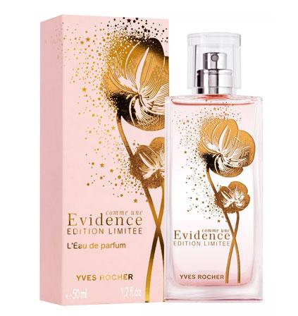 Comme Une Evidence Leau De Parfum 2011 Yves Rocher Parfum Un