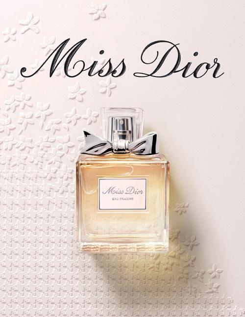6de74f87e83 Miss Dior Eau Fraiche Christian Dior perfume - a fragrância Feminino ...