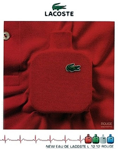 Red Lacoste Fragrances Masculino Imagens L.12.12. Red Lacoste Fragrances  Masculino Imagens ... 331a94484f