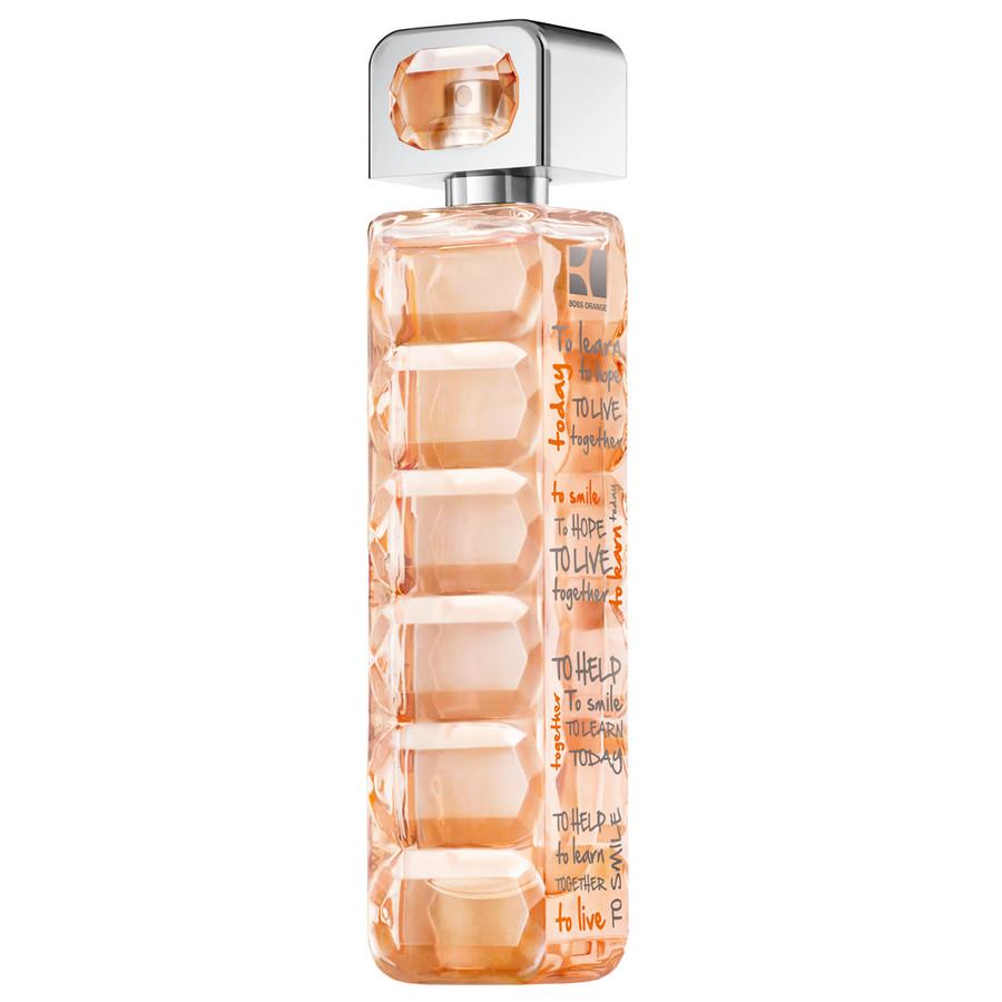 Boss Orange Charity Edition Hugo Boss аромат аромат для женщин 2012
