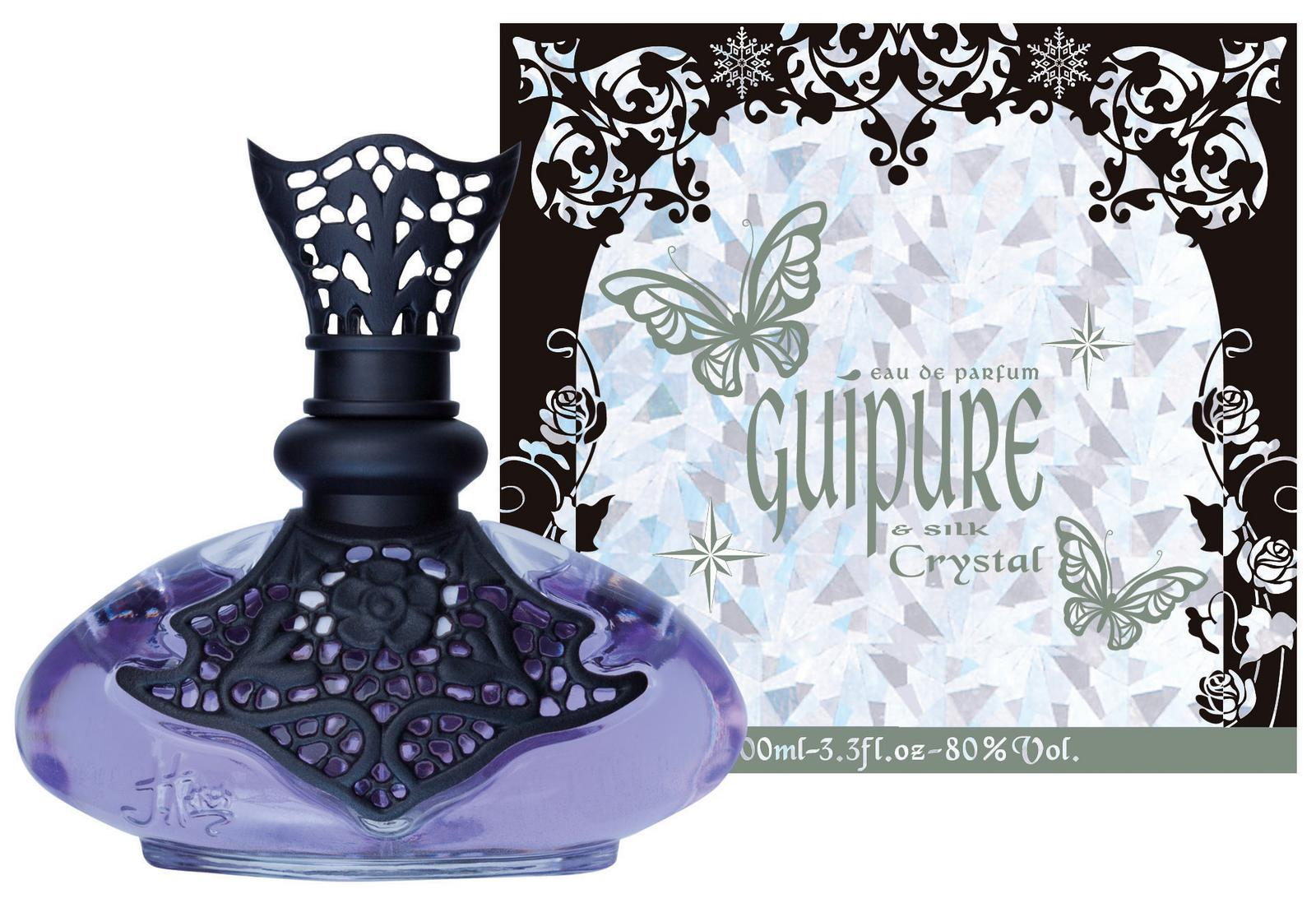 Guipure Amp Silk Crystal Jeanne Arthes Perfume A Fragrance For Amore Mio Forever Women Edp 100 Ml Pictures