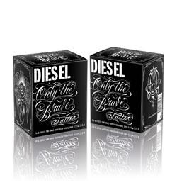 Only The Brave Tattoo Diesel одеколон аромат для мужчин 2012