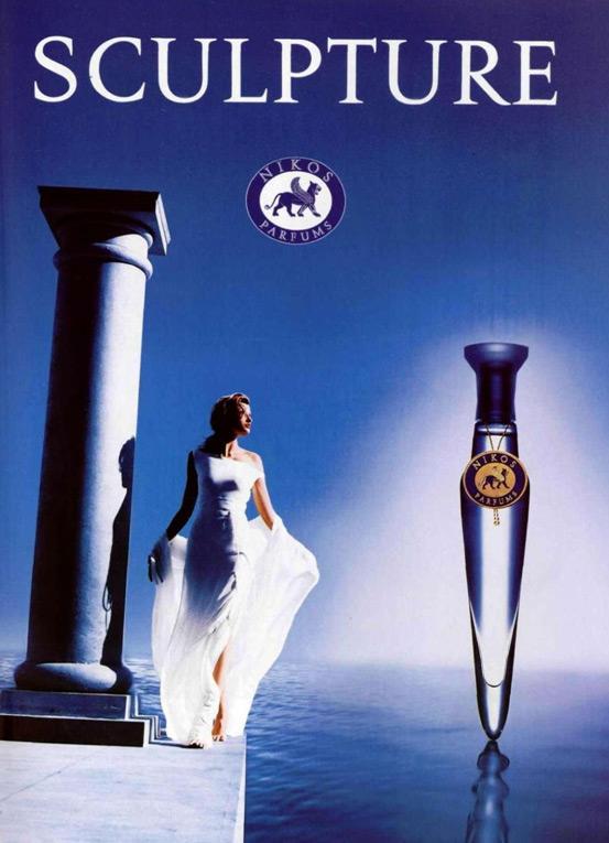 Parfum Sculpture Nikos Un Pour 1994 Femme XZuikOP