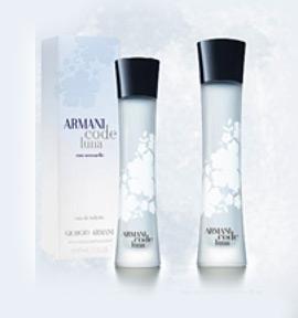 1e797ca60 Armani Code Luna Giorgio Armani perfume - a fragrância Feminino 2012