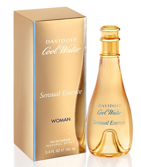 Cool Water Sensual Essence Davidoff Perfume A Fragrance For Women 2012
