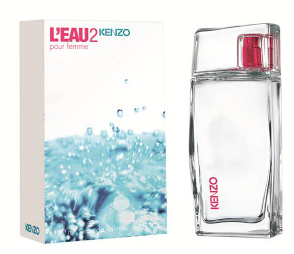 4b48d1de L'Eau 2 Kenzo pour Femme Kenzo perfume - a fragrance for women 2012