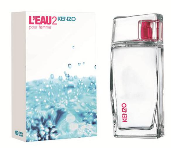 34a16ec2ceed L Eau 2 Kenzo pour Femme Kenzo perfume - a fragrance for women 2012