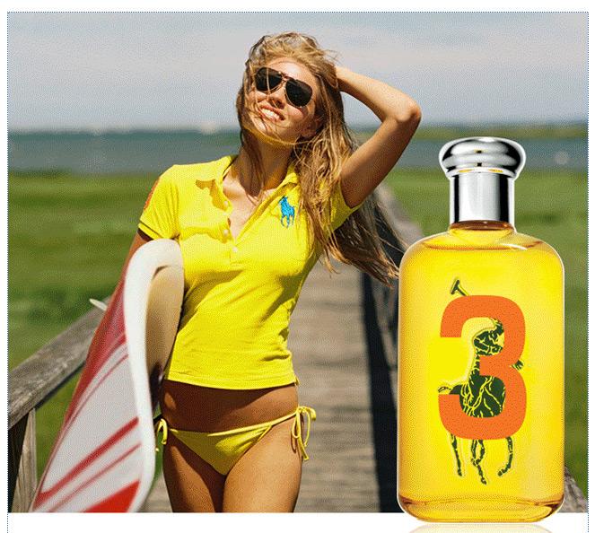 Big Pony 3 for Women Ralph Lauren perfume - a fragrance for women 2012 40b453ea1e