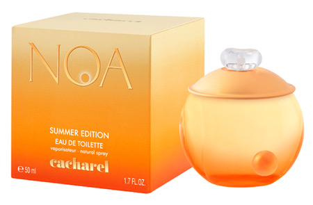 Noa Summer 2012 Cacharel аромат аромат для женщин 2012