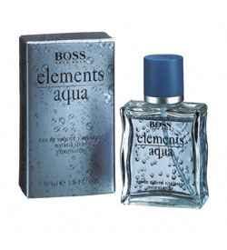 Boss Elements Aqua Hugo Boss одеколон аромат для мужчин 1997