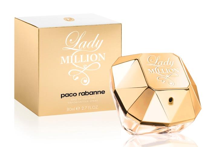 fd08fe1778962 Lady Million Eau de Toilette Paco Rabanne perfume - a fragrance for ...