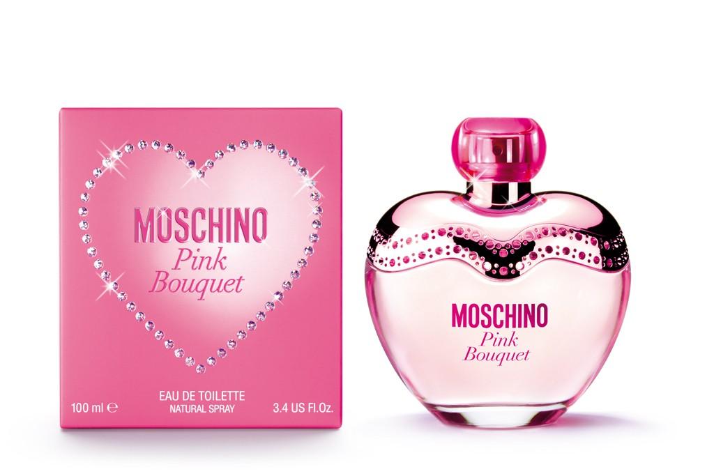 Moschino Pink Bouquet (L) Тестер 100ml edt