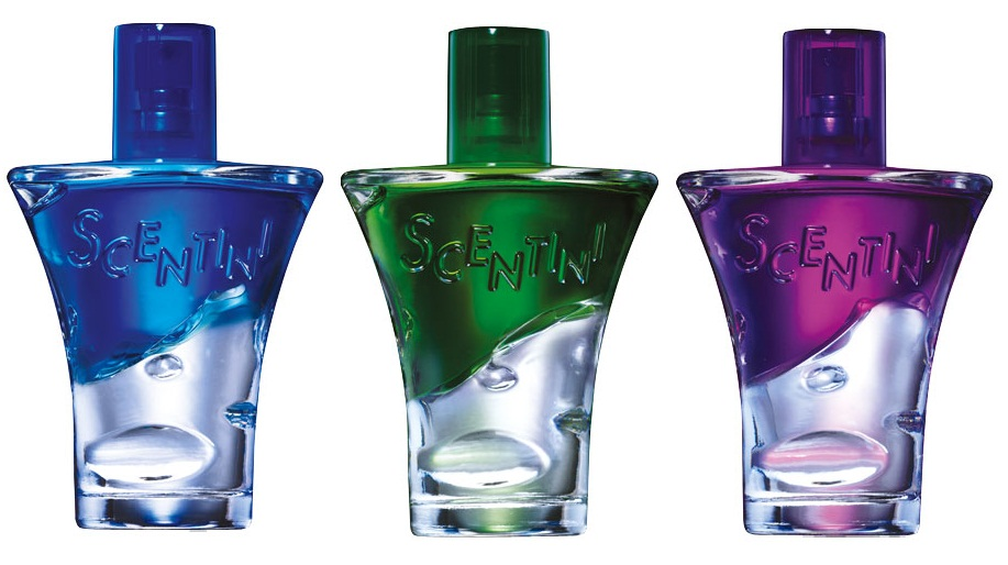 Scentini Nights Midnight Glow Avon Perfume A Fragrance For Women 2012