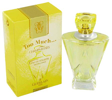 Too Much Guerlain аромат аромат для женщин 2000