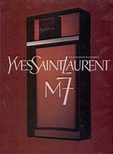 M7 Yves Saint Laurent - una fragranza da uomo 2002 874dcd132eb